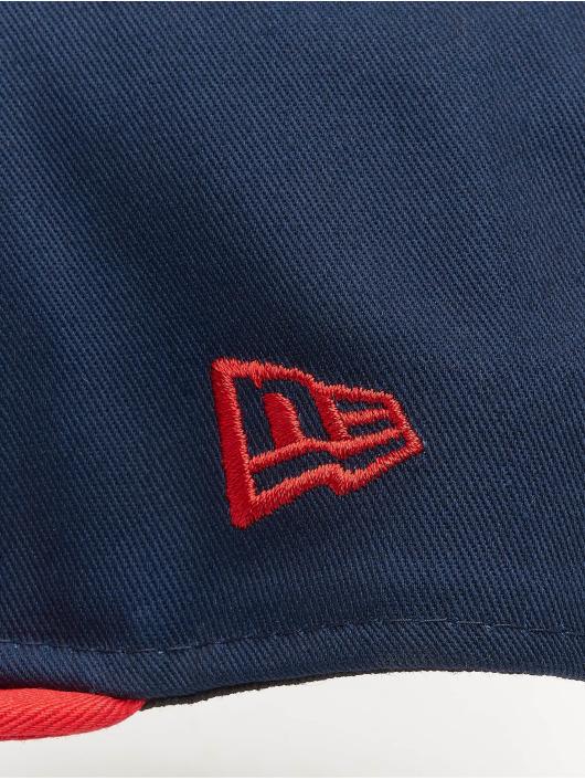 New Era Snapback Cap NFL Contrast Team New England Patriots 9 Fifty blau