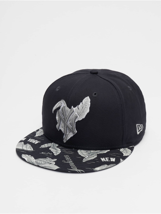 New Era Snapback Cap MLB New York Yankees Desert Island 9fifty blau