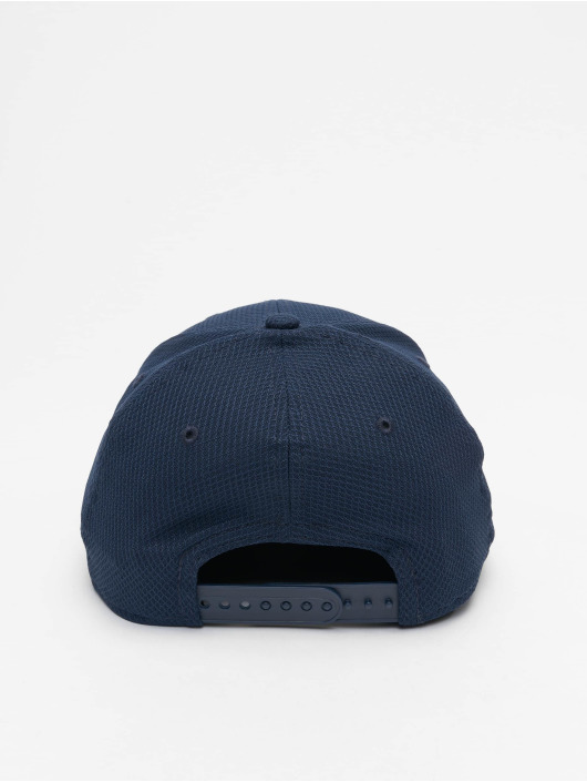 New Era Snapback Cap MLB New England Patriots Mono Team Colour 9Forty blau