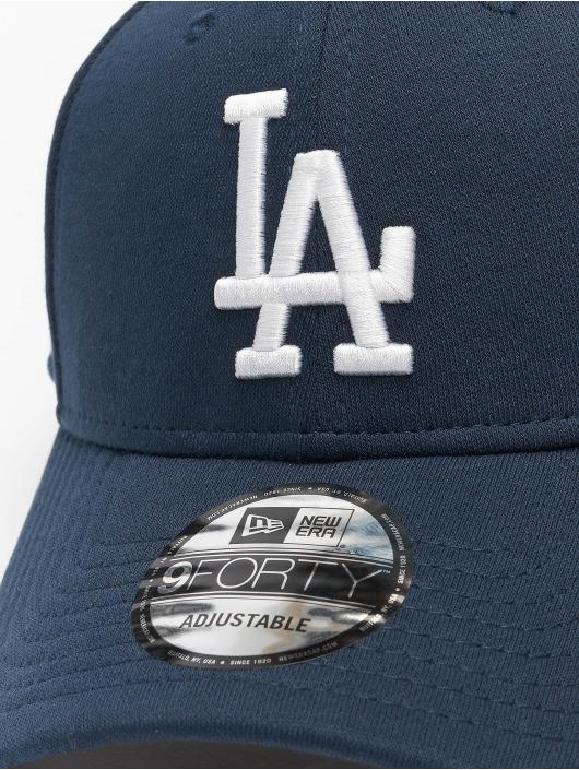 New Era Snapback Cap MLB LA Dodgers Jersey Pack 9Forty blau