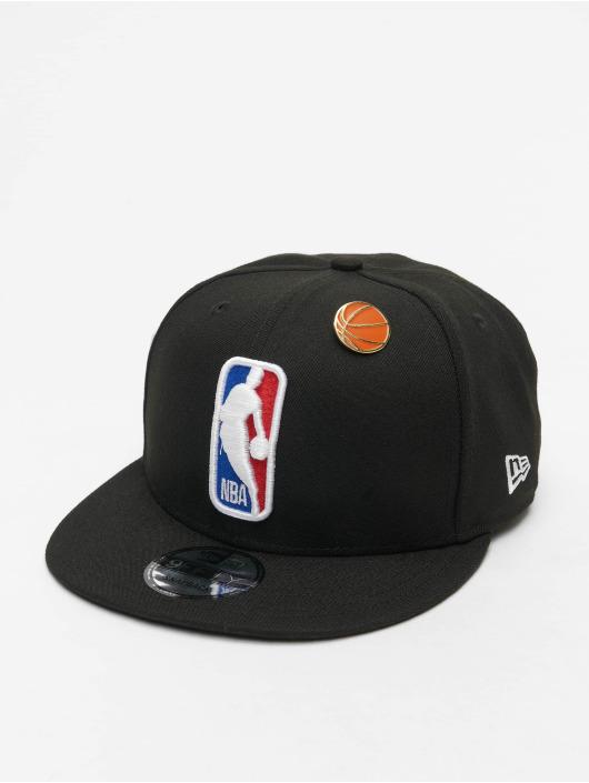 New Era Snapback Cap NBA18 Draft Logo 9Fifty blau