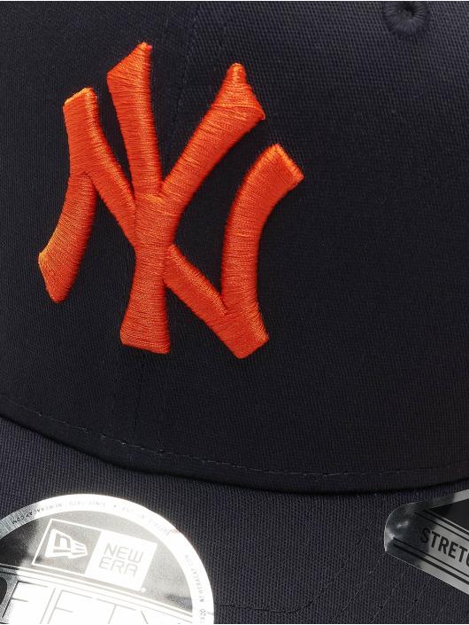New Era Snapback Cap 9fifty Tonal NY Yankees Strech blau