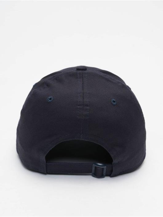 New Era Snapback Cap 9Forty Flagged blau