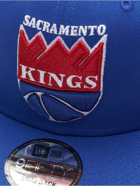 New Era Snapback Cap 9Fifty A8 001 Sacramento Kings blau