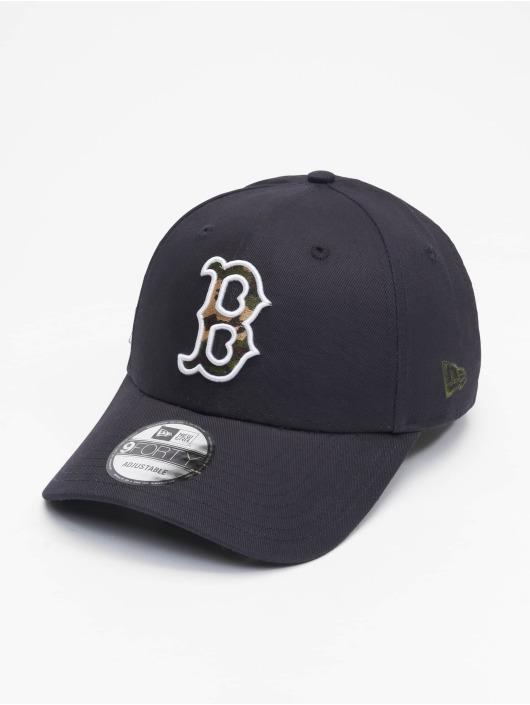 New Era Snapback Cap Mlb Properties Boston Red Sox Camo Infill 9forty blau