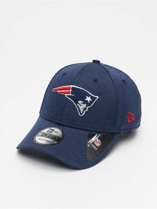 New Era Snapback Cap Nfl Properties New England Patriots Shadow Tech 9forty blau