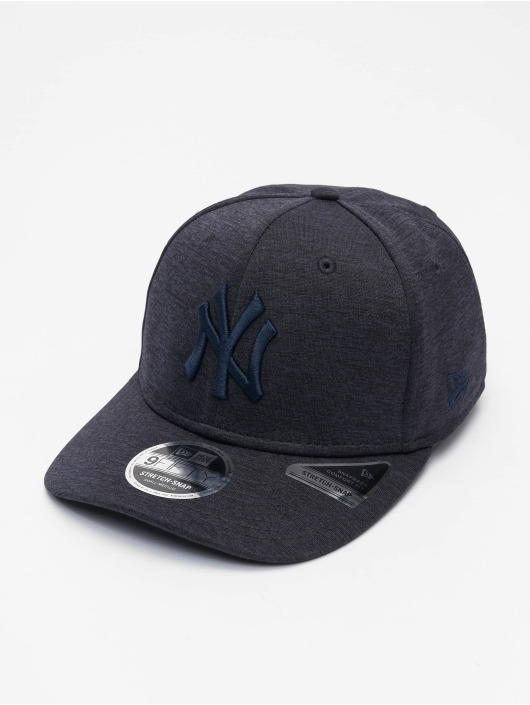 New Era Snapback Cap MLB New York Yankees Tonal Team 9Fifty Stretch blau