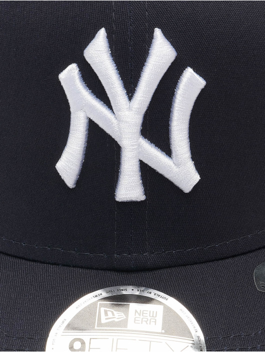 New Era Snapback Cap MLB New York Yankees Team Stretch 9Fifty blau