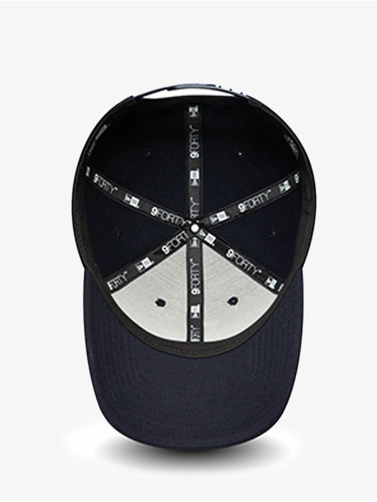 New Era Snapback Cap MLB Los Angeles Dodgers Team Contrast 9Forty blau