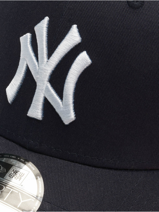 New Era Snapback Cap League Basic NY Yankees 9Forty blau