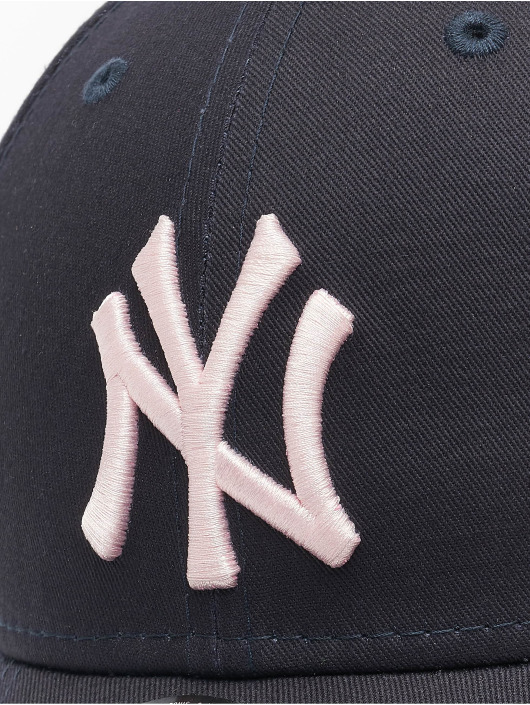 New Era snapback cap MLB NY Yankees 9Forty League Essential blauw