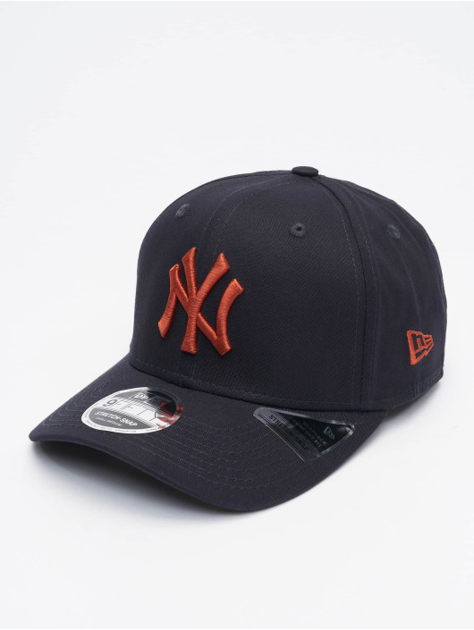 New Era snapback cap MLB NY Yankees League Essential blauw