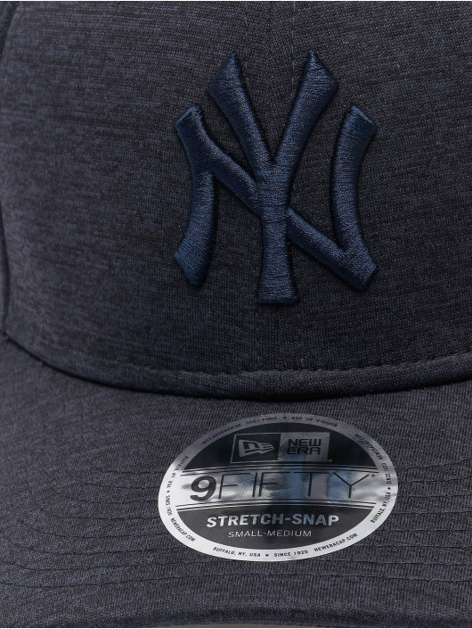 New Era snapback cap MLB New York Yankees Tonal Team 9Fifty Stretch blauw