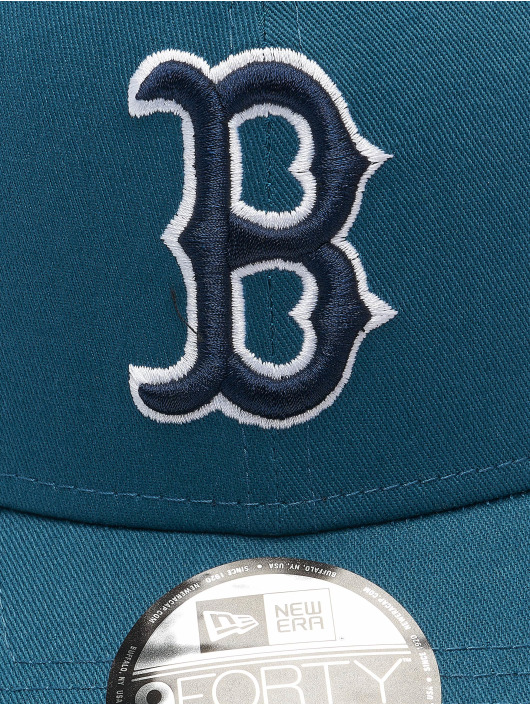 New Era snapback cap MLB Boston Red Sox League Essential 9Forty blauw