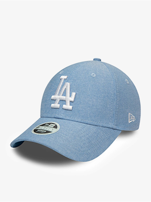 New Era snapback cap MLB Los Angeles Dodgers Chambray 9Forty blauw