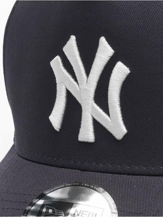 New Era Snapback Cap Mlb Properties New York Yankees Colour Ess 940 Aframe blu