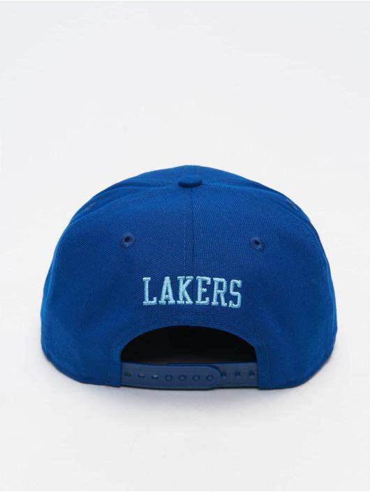 New Era Snapback Cap NBA 950 Los Angeles Lakers Hardwood Classics Nights 2021 blu