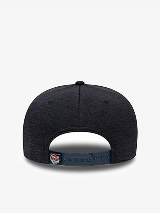 New Era Snapback Cap MLB Detroit Tigers Shadow Tech Pop 9Fifty Stretch blu