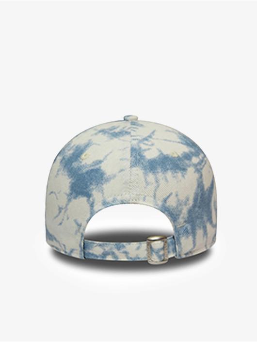New Era Snapback Cap MLB New York Yankees Denim Colour 9Forty blu