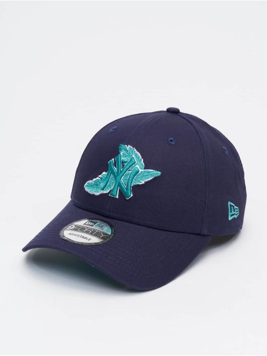 New Era Snapback Cap MLB New York Yankees blue