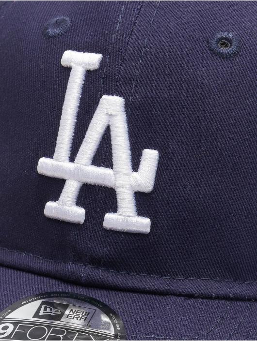 New Era Snapback Cap MLB LA Dodgers League Essential Td 9Forty blue