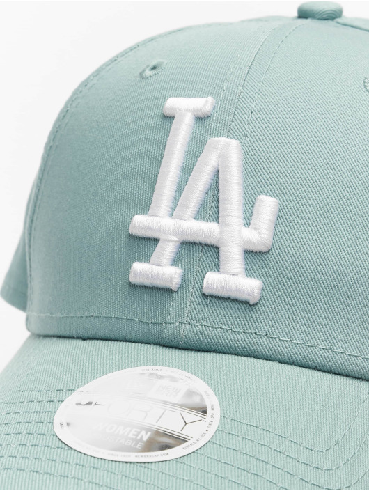New Era Snapback Cap MLB LA Dodgers League Essential 9Forty blue