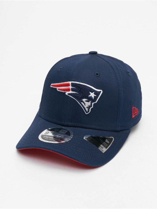 New Era Snapback Cap NFL New England Patriots Team Stretch 950 blue