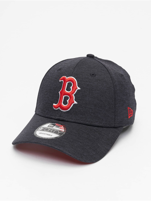 New Era Snapback Cap MLB Boston Red Sox Team Shadow Tech 9Forty blue