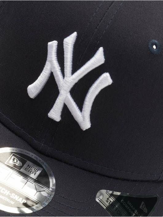 New Era Snapback Cap MLB NY Yankees League Essential 9Fifty blue