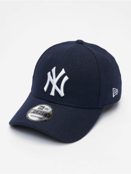 New Era Snapback Cap Winterized The League New York Yankees 9Forty blue