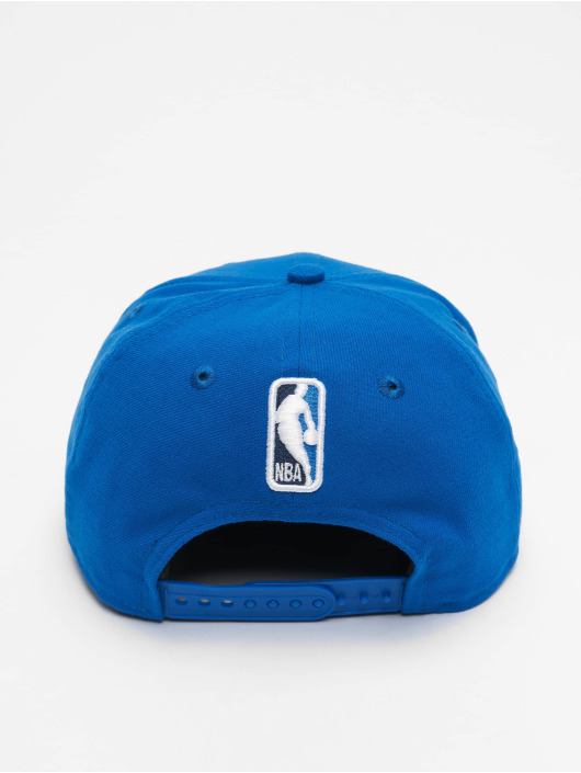 New Era Snapback Cap NBA20 Milwaukee Bucks City Alt EM 9Fifty blue