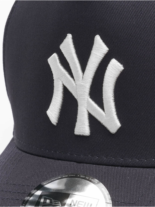New Era Snapback Cap Mlb Properties New York Yankees Colour Ess 940 Aframe blue