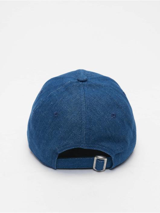 New Era Snapback Cap MLB New York Yankees Womens Wash Denim 9Forty blue