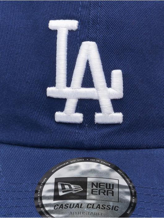 New Era Snapback Cap MLB Los Angeles Dodgers Washed CSCL 9Twenty blue