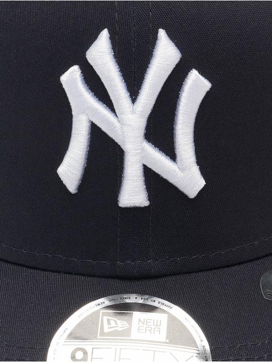 New Era Snapback Cap MLB New York Yankees Team Stretch 9Fifty blue