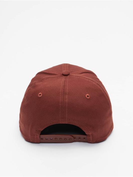 New Era Snapback Cap MLB Los Angeles Dodgers League Essential 9Fifty braun