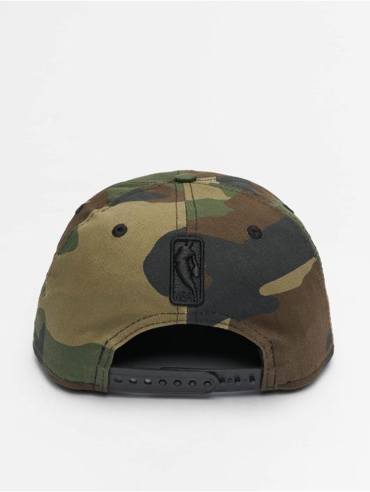 New Era Snapback Cap NBA Chicago Bulls Metal Badge 9Fifty camouflage