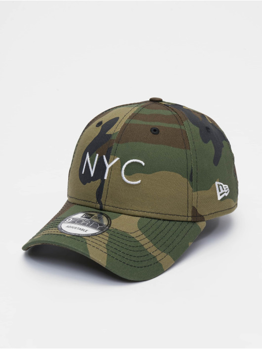 New Era snapback cap Essential New Era 9Forty camouflage