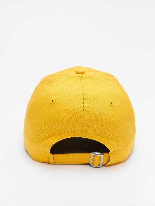 New Era Snapback Cap Essential 9Forty goldfarben
