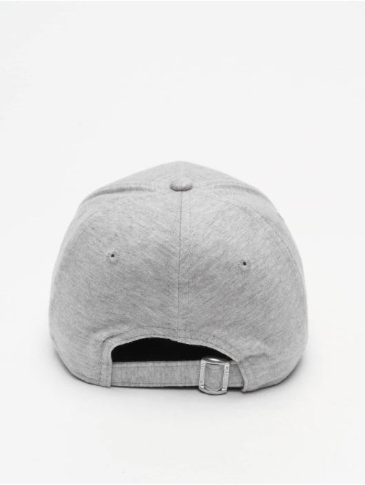 New Era Snapback Cap MLB NY Yankees Jersey Essential 9Forty grau