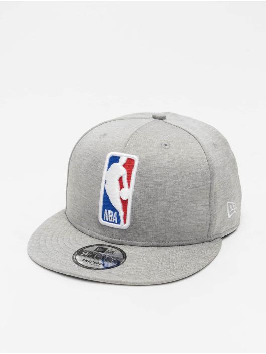 New Era Snapback Cap Shadow Tech 9Fifty NBA G League Logo grau