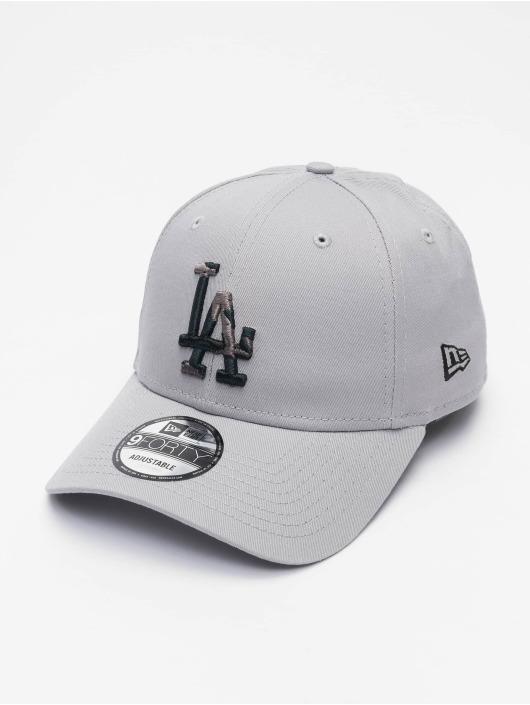 New Era Snapback Cap MLB Los Angeles Dodgers Infill 9Forty grau