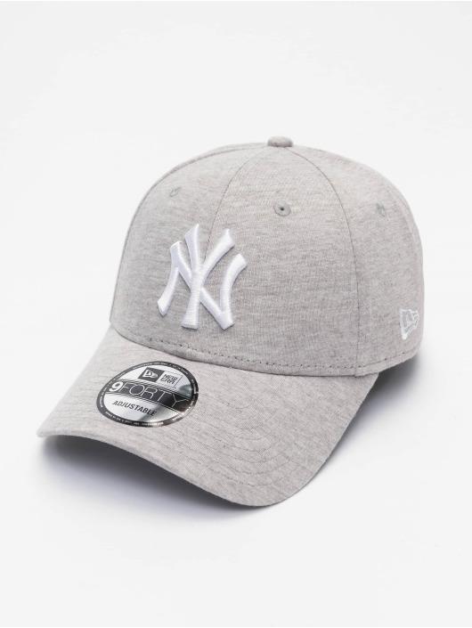 New Era Snapback Cap MLB New York Yankees Jersey 9Forty grau