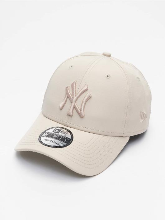 New Era Snapback Cap MLB New York Yankees Tonal grau