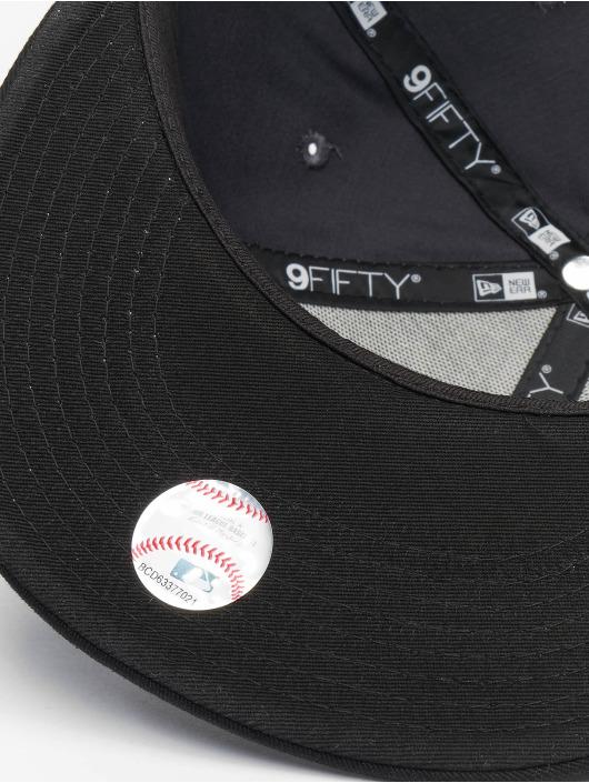 New Era Snapback Cap MLB New York Yankees League Essential 9fifty gray