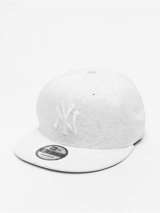 New Era Snapback Cap MLB NY Yankees Jersey Pack 9Fifty gray