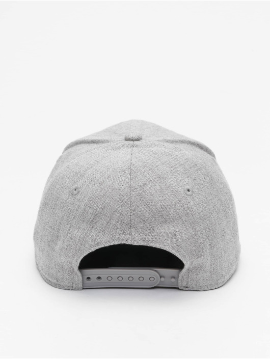 New Era Snapback Cap MLB LA Dodgers Heather Base 9Fifty gray