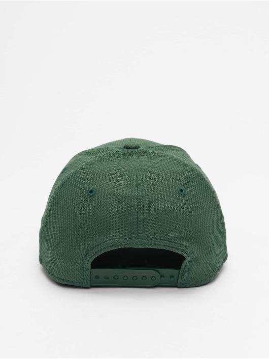 New Era Snapback Cap MLB Green Bay Packers Mono Team Colour 9Forty green