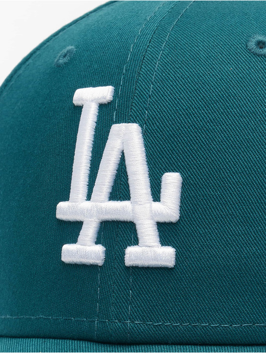New Era Snapback Cap MLB LA Dodgers League Essential 9Forty green