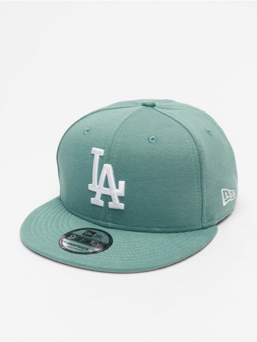 New Era Snapback Cap MLB LA Dodgers Jersey Pack 9Fifty green